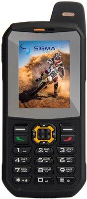 Мобильный телефон Sigma X-treme 3GSM Black-Orange 1