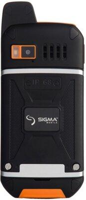 Мобильный телефон Sigma X-treme 3GSM Black-Orange 3