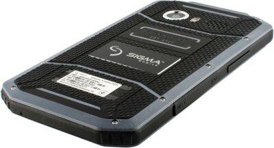 Смартфон Sigma X-treme PQ31 Grey-Black 5
