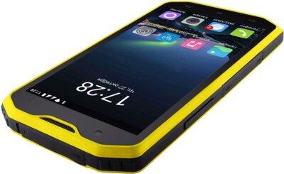 Смартфон Sigma X-treme PQ31 Yellow-Black 6