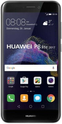 Смартфон Huawei P8 Lite 2017 Black 1