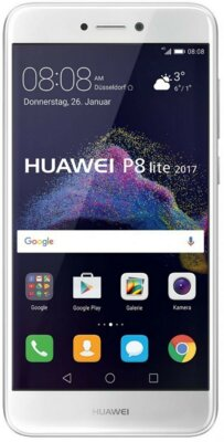Смартфон Huawei P8 Lite 2017 White 1