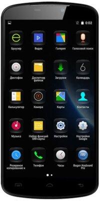 Смартфон Doogee X6 Black 1