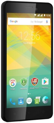 Смартфон Prestigio MultiPhone 3527 Wize NK3 Dual Black 3