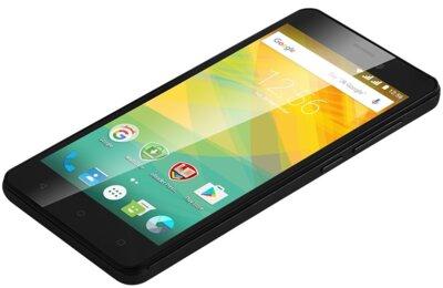 Смартфон Prestigio MultiPhone 3527 Wize NK3 Dual Black 6