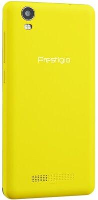 Смартфон Prestigio MultiPhone 3527 Wize NK3 Dual Yellow 4