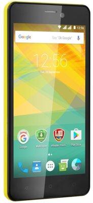 Смартфон Prestigio MultiPhone 3527 Wize NK3 Dual Yellow 5