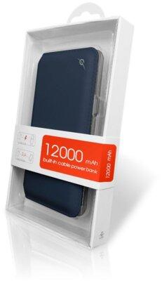 Мобильная батарея Global G.Power Bank DP923 12000mAh  Blue 5