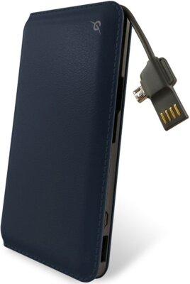 Мобильная батарея Global G.Power Bank DP923 12000mAh  Blue 1