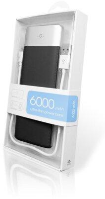 Мобильная батарея Global G.Power Bank DP622 6000mAh Black 4