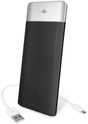 Мобильная батарея Global G.Power Bank DP622 6000mAh Black 1