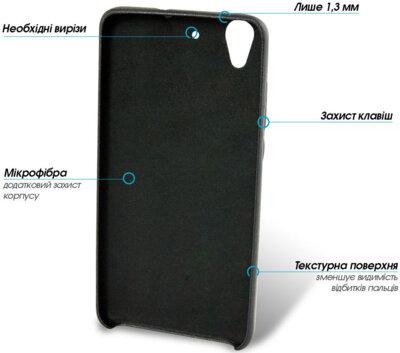 Чехол GlobalCase Ori-R для Huawei Y6 Pro Black 2