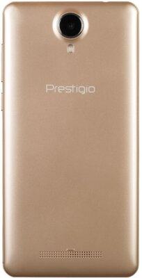Смартфон Prestigio Wize PX3 3528 Dual Sim Gold 2
