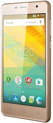 Смартфон Prestigio Wize PX3 3528 Dual Sim Gold 3