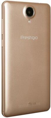 Смартфон Prestigio Wize PX3 3528 Dual Sim Gold 4