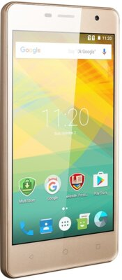 Смартфон Prestigio Wize PX3 3528 Dual Sim Gold 5