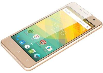 Смартфон Prestigio Wize PX3 3528 Dual Sim Gold 6
