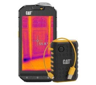 Смартфон CAT S60 Black + AT IP65 Rugged Power bank 2