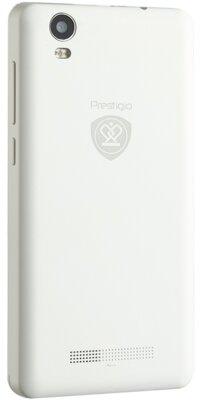 Смартфон Prestigio MultiPhone 3506 Wize M3 Dual White 4