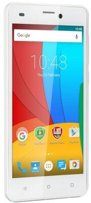 Смартфон Prestigio MultiPhone 3506 Wize M3 Dual White 5