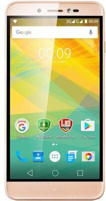 Смартфон Prestigio MultiPhone PSP5530 Grace Z5 Gold 1