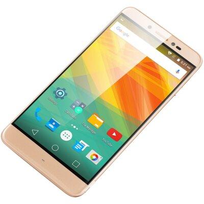 Смартфон Prestigio MultiPhone PSP5530 Grace Z5 Gold 6