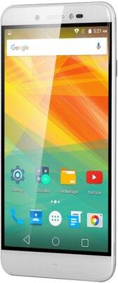 Смартфон Prestigio MultiPhone PSP5530 Grace Z5 Silver 3