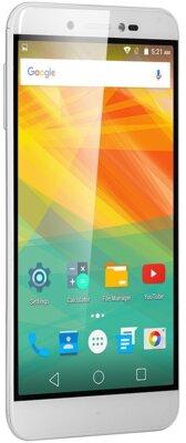 Смартфон Prestigio MultiPhone PSP5530 Grace Z5 Silver 5