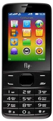Мобильный телефон Fly FF281 Black 1