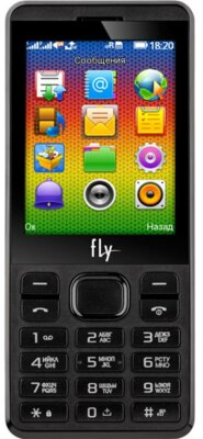 Мобільний телефон Fly FF281 White 1