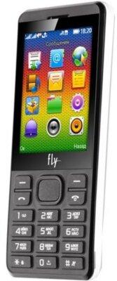 Мобільний телефон Fly FF281 White 3