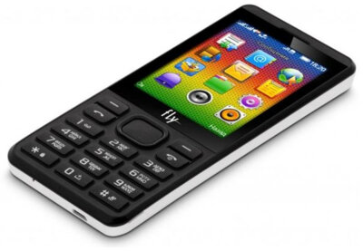 Мобільний телефон Fly FF281 White 6