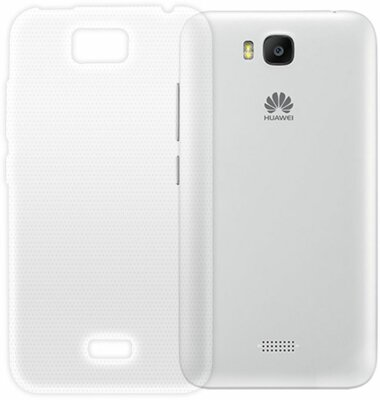 Чехол GlobalCase TPU Extra Slim для Huawei Ascend Y5с 1