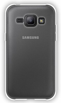 Чохол GlobalCase TPU Extra Slim для Samsung Galaxy J100 Black 1