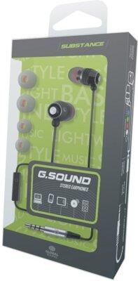 Гарнітура Global G.Sound C011BkM Black 2