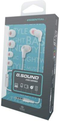 Гарнітура Global G.Sound A0064WtM White 2