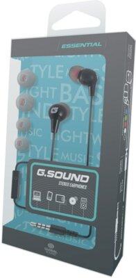 Гарнитура Global G.Sound A0064BkM Black 2