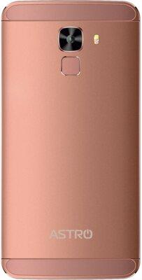 Смартфон Astro S501 Rose-Gold 2