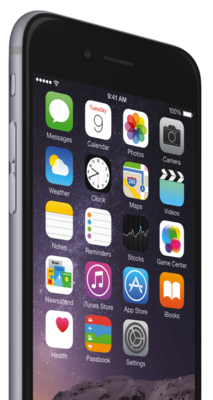 Смартфон Apple iPhone 6s 128Gb Space Gray 3