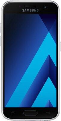 Чехол Samsung Clear Cover EF-QA320TTEGRU Transparent для Galaxy A3 (2017) 3