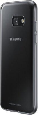 Чехол Samsung Clear Cover EF-QA320TTEGRU Transparent для Galaxy A3 (2017) 5