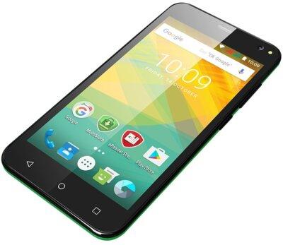 Смартфон Prestigio MultiPhone Wize NV3 3537 Green 6