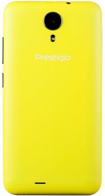 Смартфон Prestigio MultiPhone Wize NV3 3537 Yellow 2