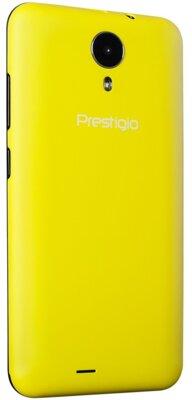 Смартфон Prestigio MultiPhone Wize NV3 3537 Yellow 4