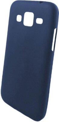 Чехол GlobalCase TPU Extra Slim Matte Samsung Galaxy Core Prime VE G361 Blue 1