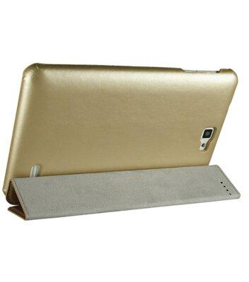 Чехол Nomi Slim PU case для Nomi C070010/C070020 Gold 3