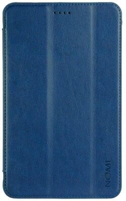 Чехол Nomi Slim PU case для Nomi C070010/C070020 Blue 1