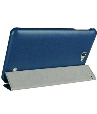 Чехол Nomi Slim PU case для Nomi C070010/C070020 Blue 3