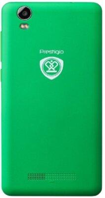 Смартфон Prestigio MultiPhone 3527 Wize NK3 Dual Green 2