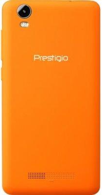Смартфон Prestigio MultiPhone 3527 Wize NK3 Dual Orange 2